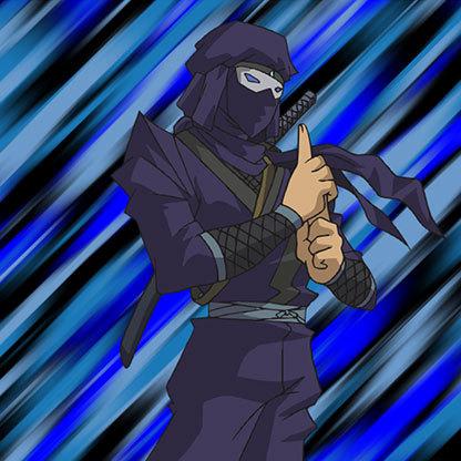 Soldado Ninja Katana