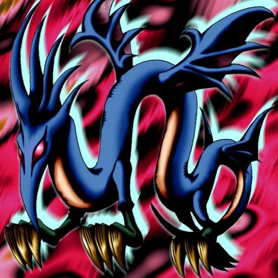 Dragón Serpiente de la Noche
