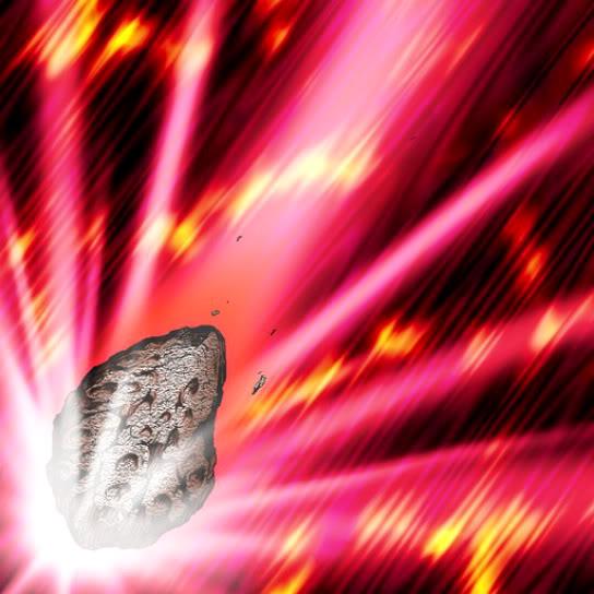 Impacto de Meteoro de Hada
