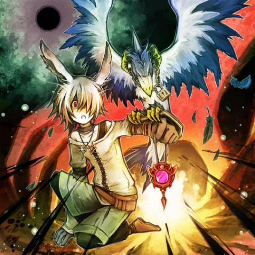 El Bufón y el Pájaro del Candado