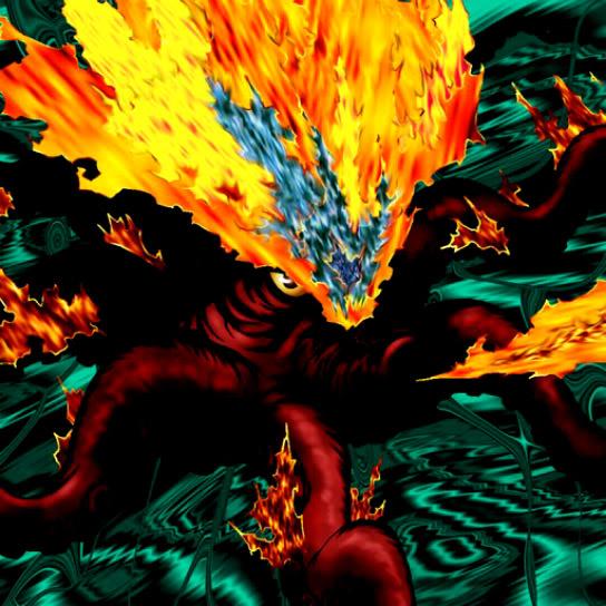 Kraken de Fuego