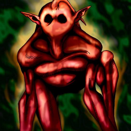 La Sombra Roja Derretida
