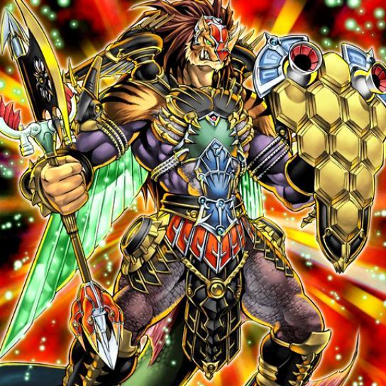 Bestia Gladiador Heraklinos