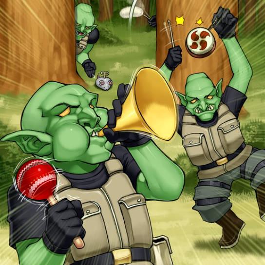 Escuadrón de Señuelo Goblin