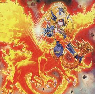 Reina Dragoon Genio