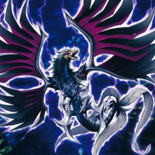 Dragón Rabiaoscura Plumanegra