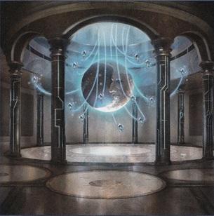 Biblioteca del Libro de Magia del Creciente