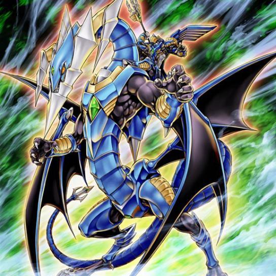 Caballero Dracounidad - Tridente
