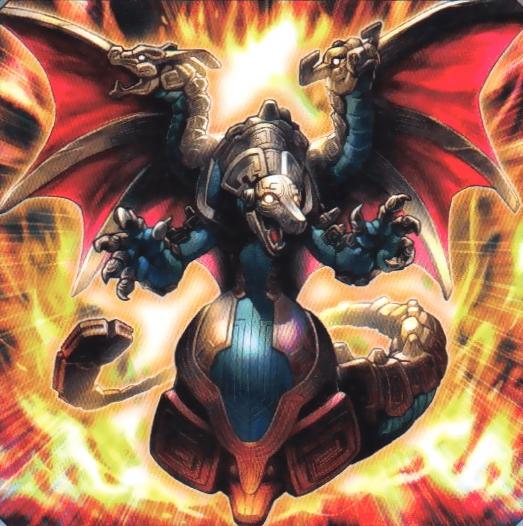 Dragón Taotie