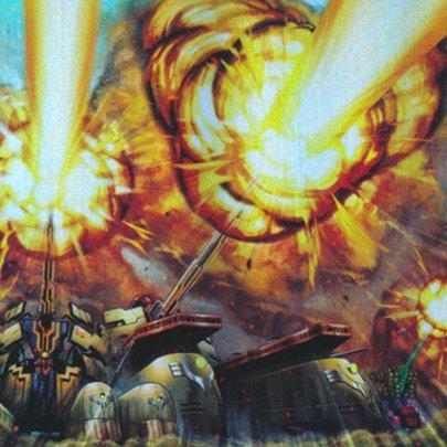 Explosión del Bombardeo