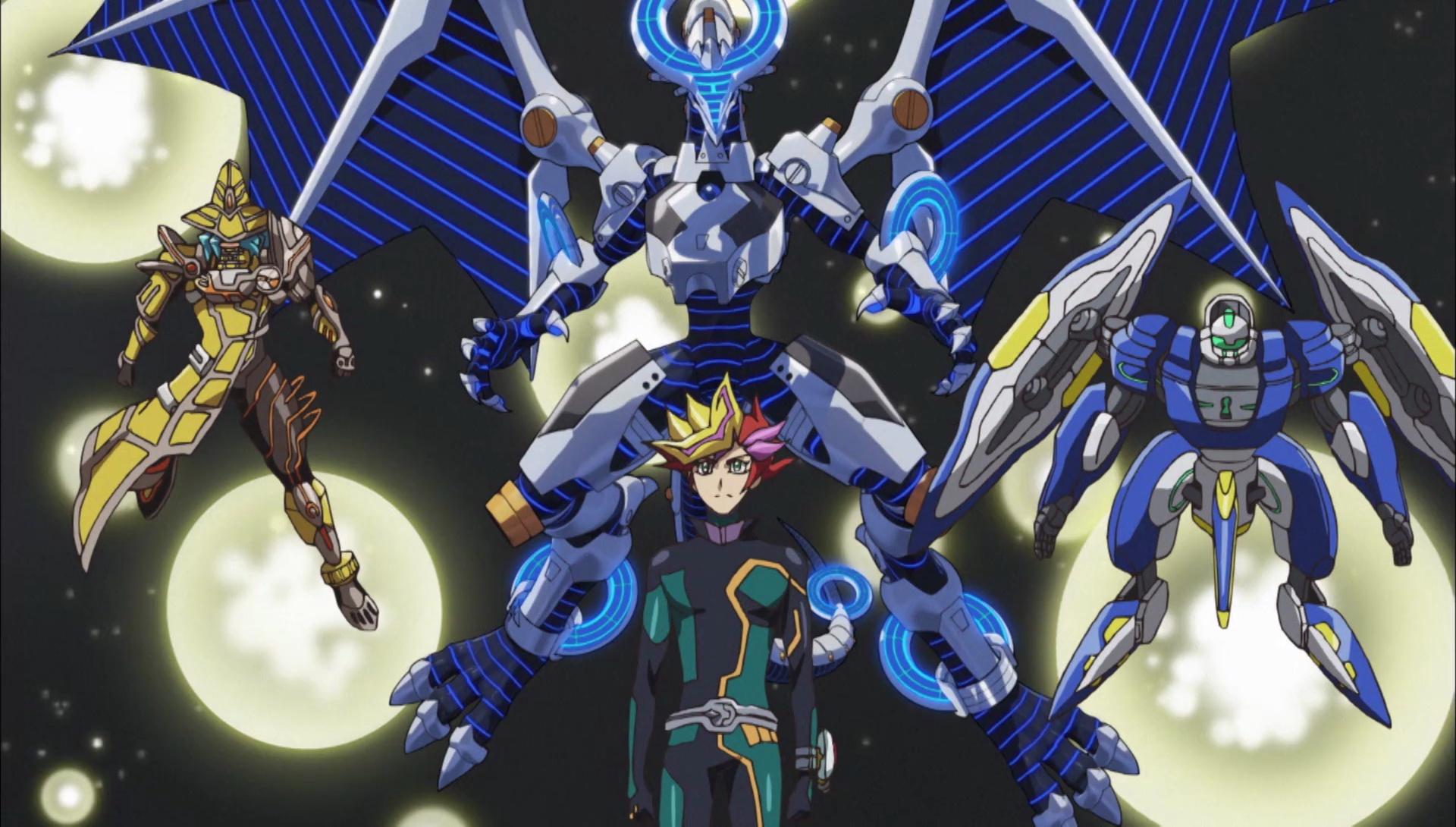 Yu-Gi-Oh! VRAINS - Episodio 020