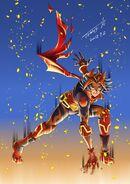 Soulburner por Tomonaga 2