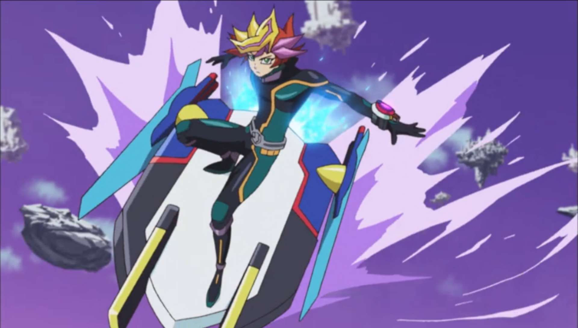 Yu-Gi-Oh! VRAINS - Episodio 047
