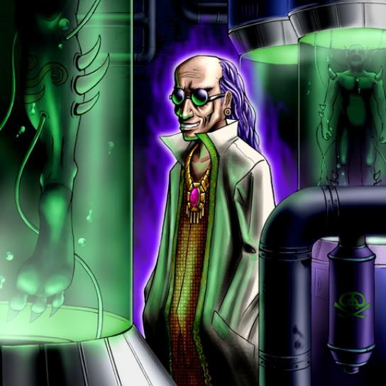 Científico Mágico