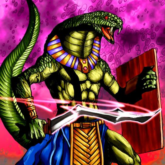 Sakuzi el Hombre Cobra