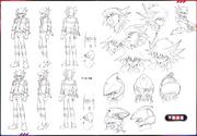 Yusei Fudo linework.png