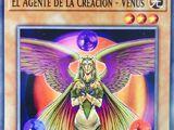 El Agente de la Creación - Venus