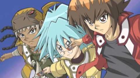 Yu-Gi-Oh! GX Japanese End Credits Season 3 - Sun by Bite the Lung