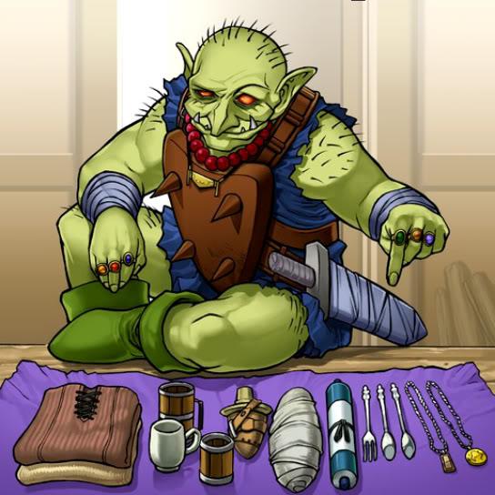 Buen Vendedor Goblin