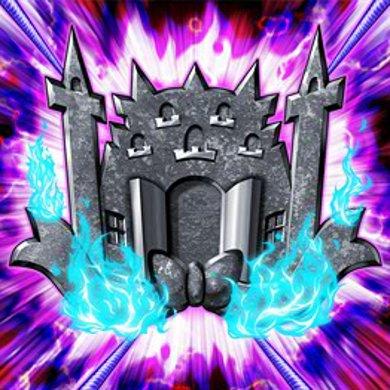 Lanzamiento de la Magia de Subida de Rango de Los Caballeros Fantasma