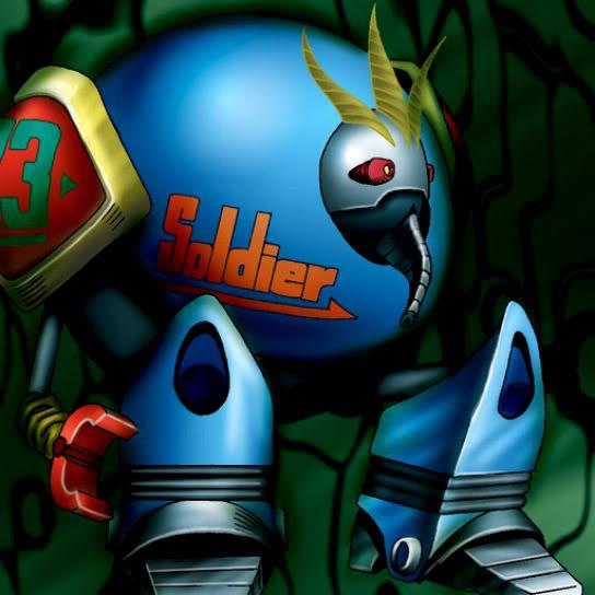 Ciber Soldado