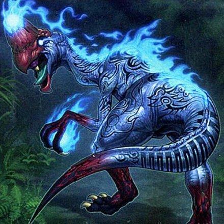 Oviraptor Devorando Almas