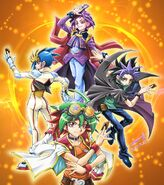 Yuya, Yuto, Yugo y Yuri por Tomonaga