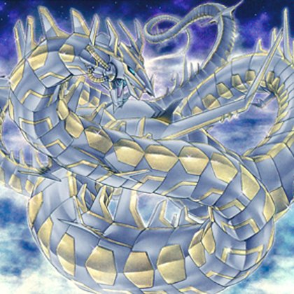 Dragón Ciber Eternidad