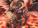 Cicaluz Dragón Rojo Archidemonio