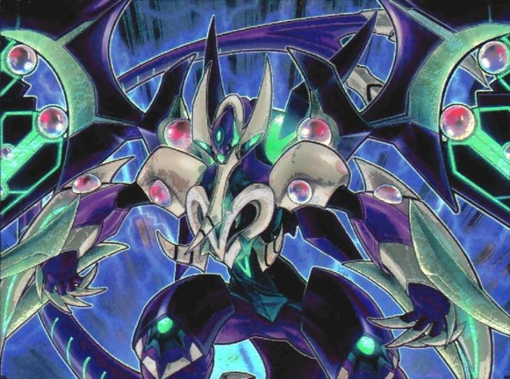 Dragón Antelia Oscuro