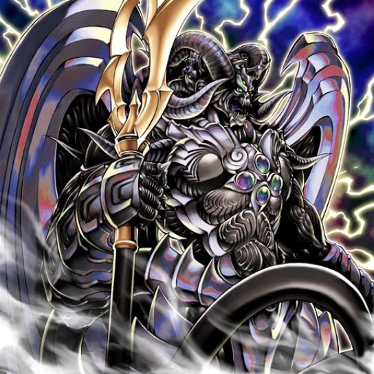 Reignbeaux, Señor Supremo del Mundo Oscuro