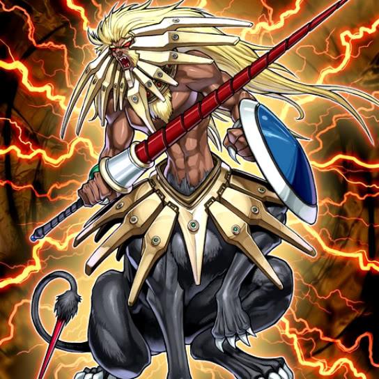 Rey Bestia Barbaros