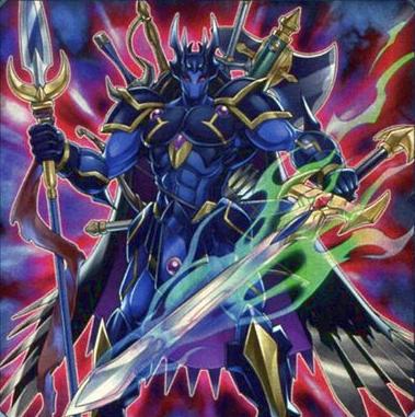 D/D/D Gilgamesh, Rey del Abismo