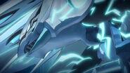 Neo dragón de ojos azules definitivo invocado