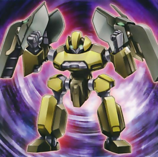 Súper Robot de Defensa