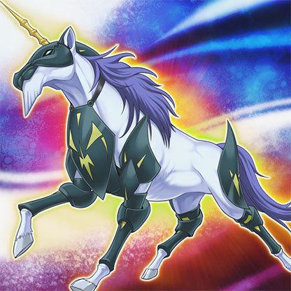 Bestia Heráldica Unicornio