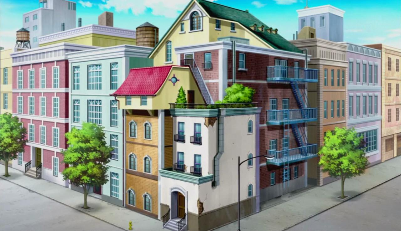 Casa de Yusaku Fujiki