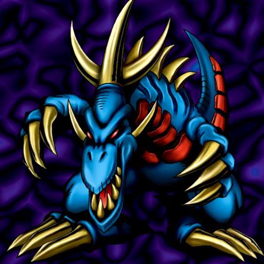 Dragón de Tres Cuernos