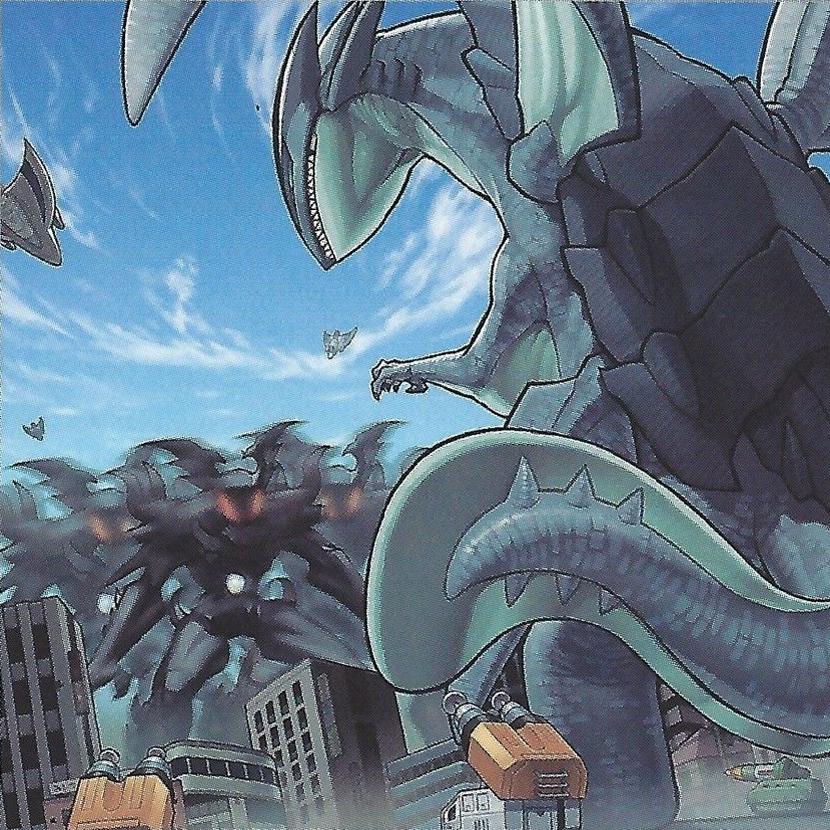 Misión de Captura de Kaiju