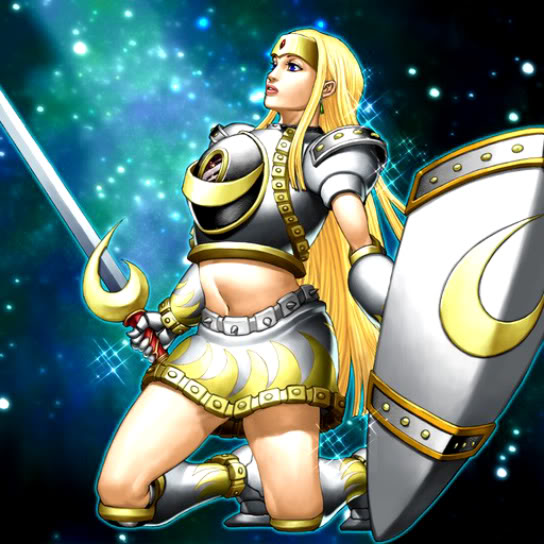 Lady Soldado de la Penumbra