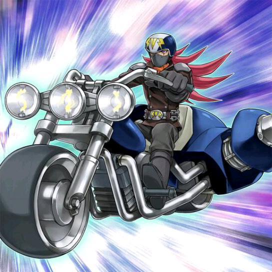 Motociclista Rai