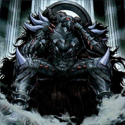 Erebus el Monarca del Inframundo