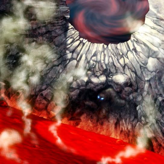 La Cosa en el Cráter