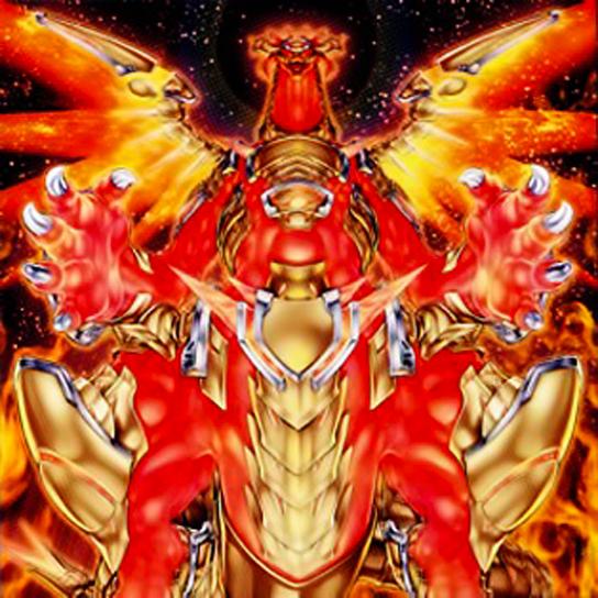 Señor Supremo Dragón Solar Hierático de Heliópolis