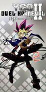 Yu-Gi-Oh! II Duel Carneval 2015 Poster de Yugi