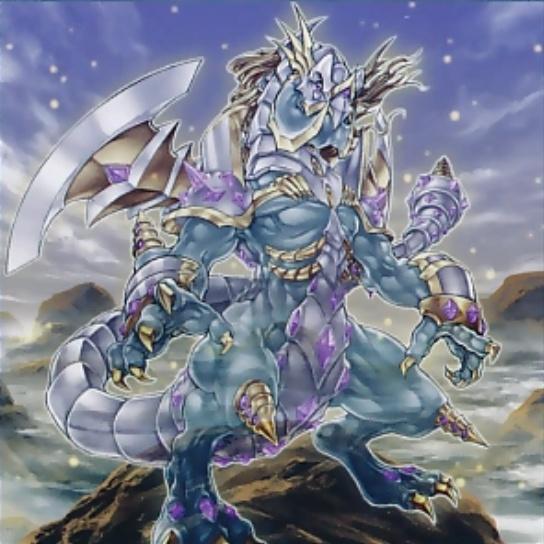 Dragón Armado Metafísico