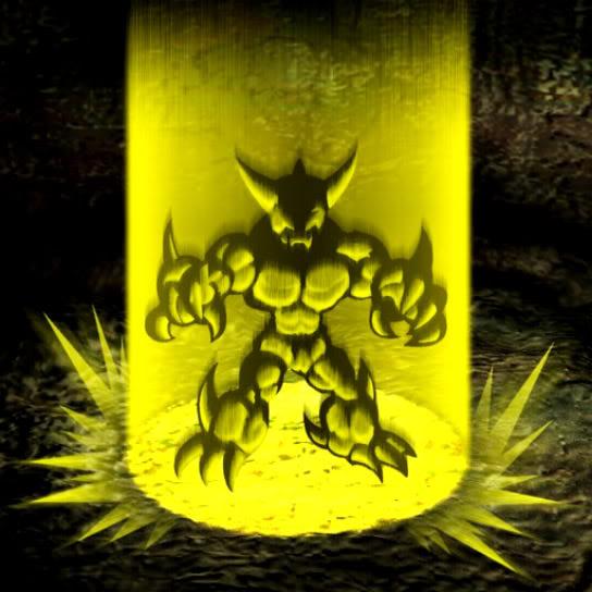 Escudo del Brillo Amarillo