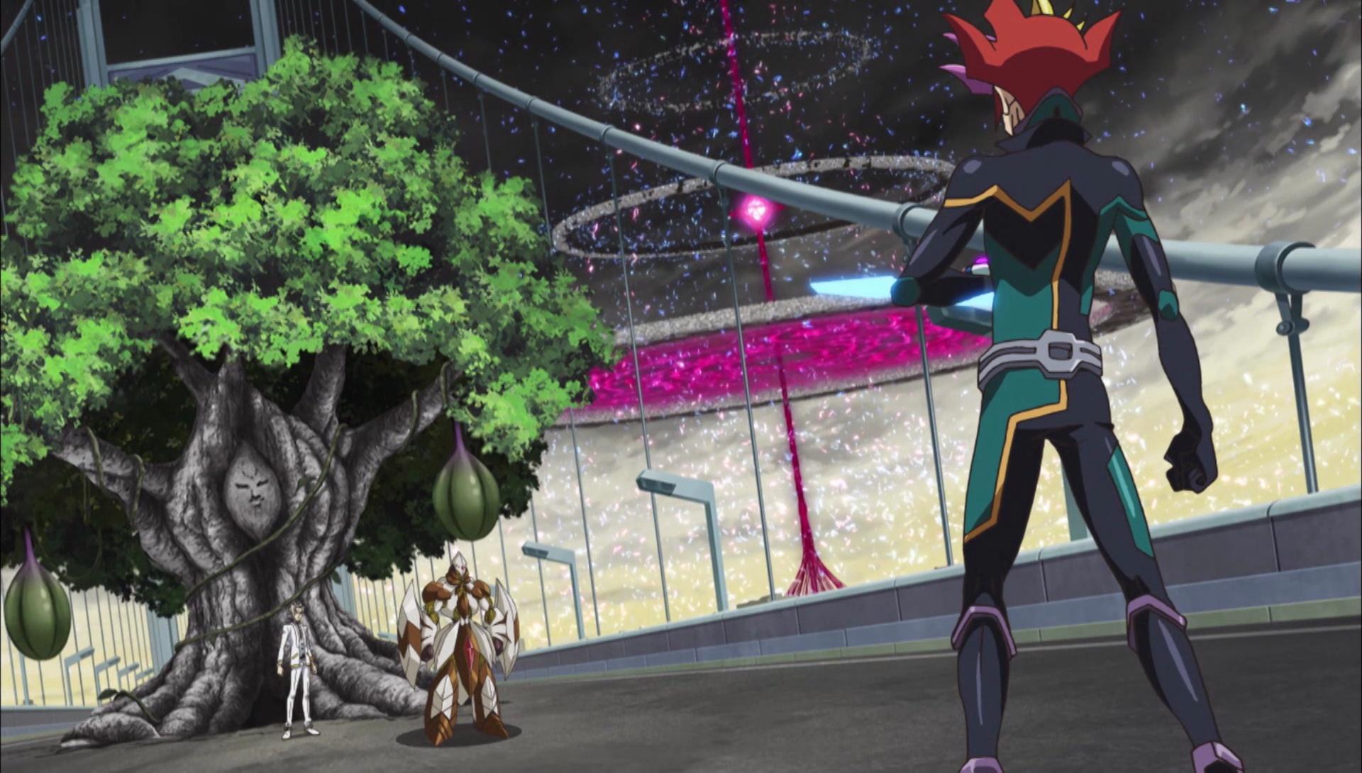 Yu-Gi-Oh! VRAINS - Episodio 035
