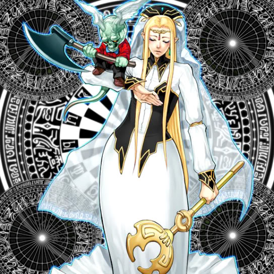 Reina del Destino - Eternia