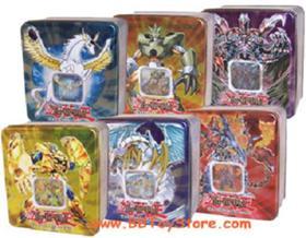 Promo Pack - Latas Coleccionables 2007